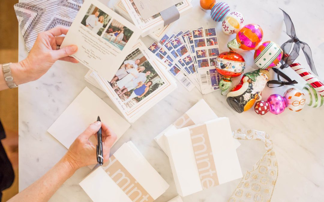 'Tis the time for holiday cards with Minted