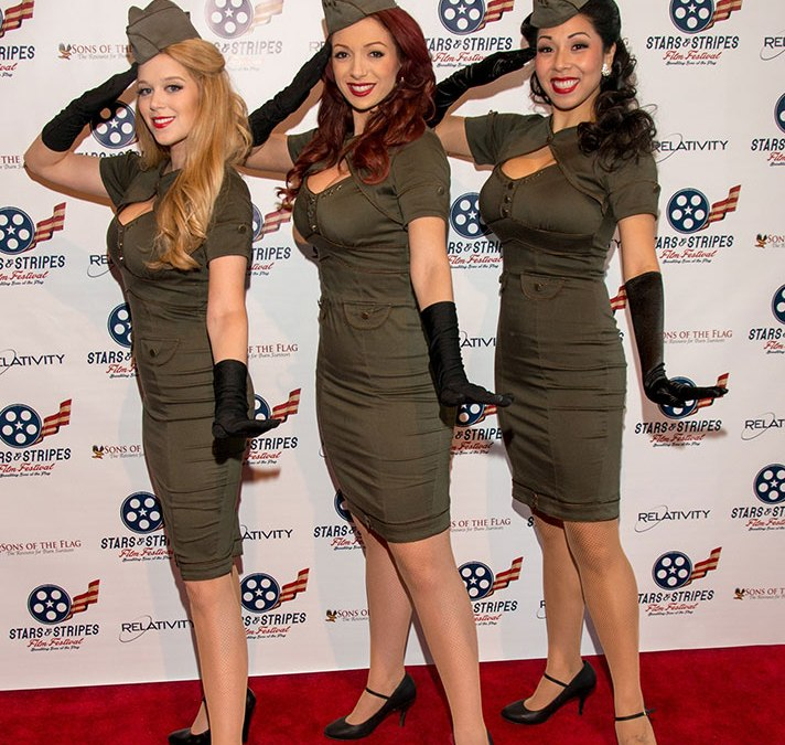 hot ticket: 2016 Stars & Stripes Luncheon and Film Festival