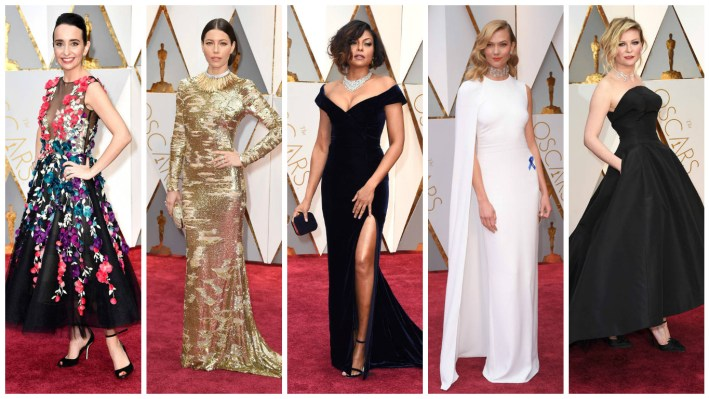 Best Dressed at the 2017 Oscars on TanyaFoster.com