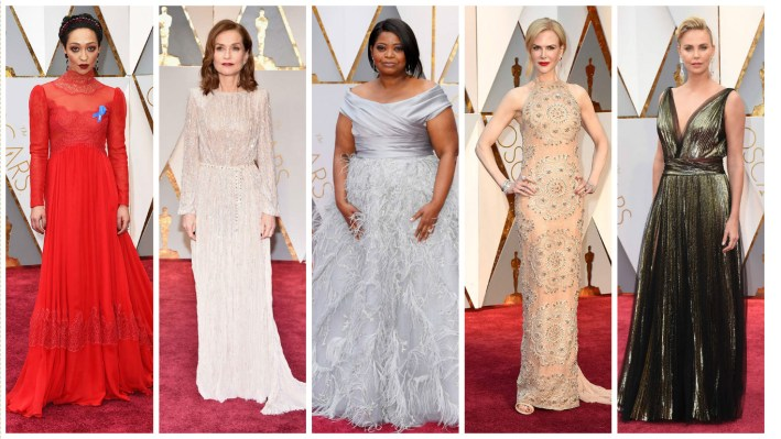 I can't decided what list these go on for the 2017 Oscars on TanyaFoster.com