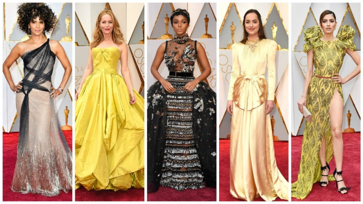 Worst Dressed at the 2017 Oscars on TAnyaFoster.com