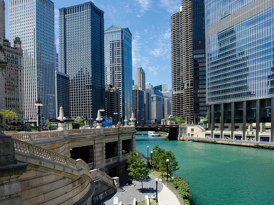 destination: Chicago, Illinois