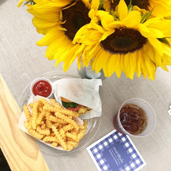 ShakeShack Dallas lunch