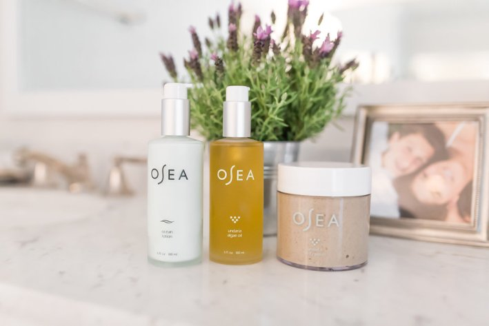 Osea skin care discovered on TanyaFoster.com