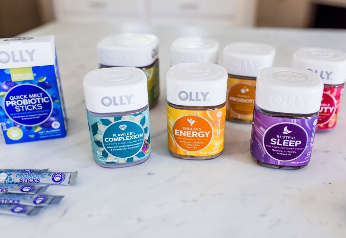 Find out which OLLY nutrition products really work on TanyaFoster.com