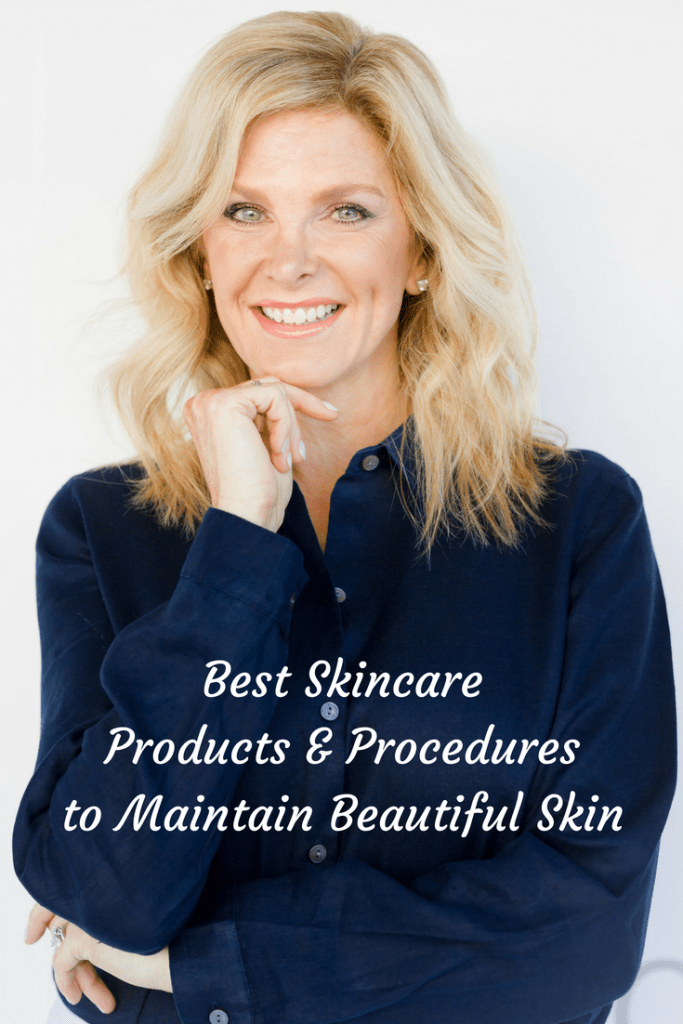 Best Skincare Products and Procedures to Maintain Beautiful Skin on TanyaFoster.com