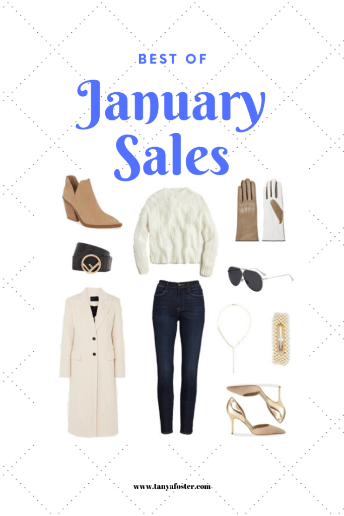 Best January Sales