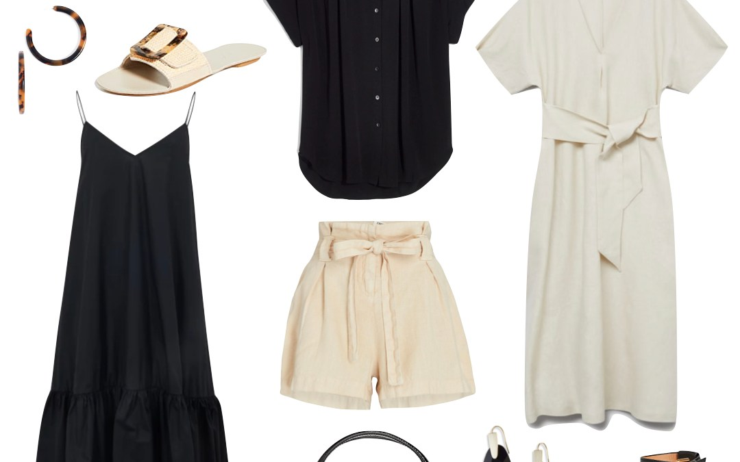 Black & Neutrals For The Win