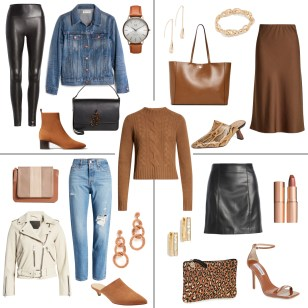 Cashmere Cable-Knit Sweater Four Ways