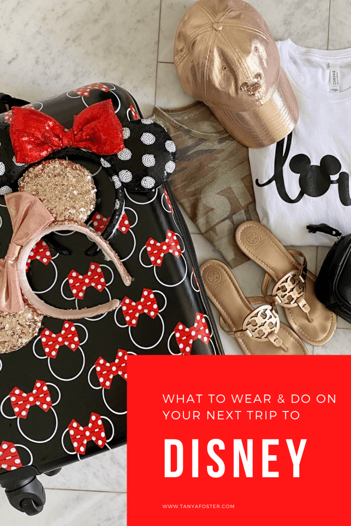 items to pack for disney vacation