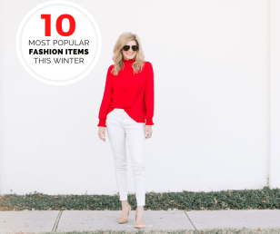 10 Most Popular Fashion Items on TanyaFoster.com