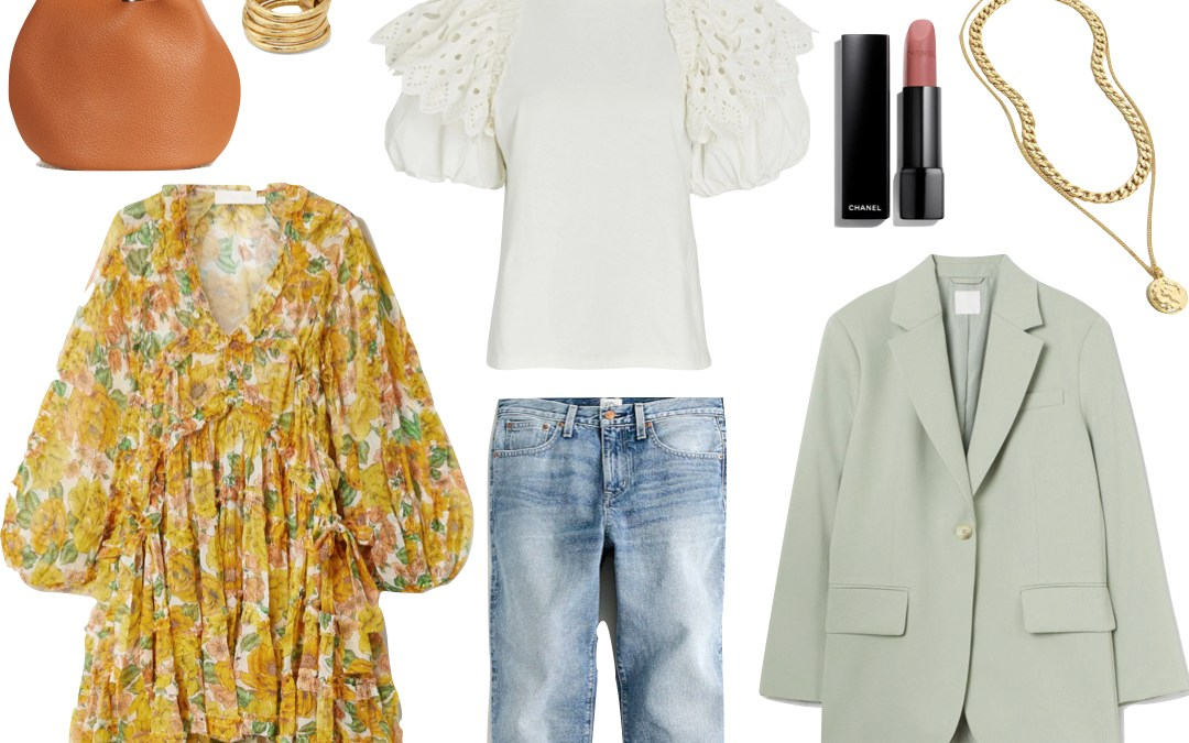Craving Spring: 5 Fashion Trends to Look Forward to
