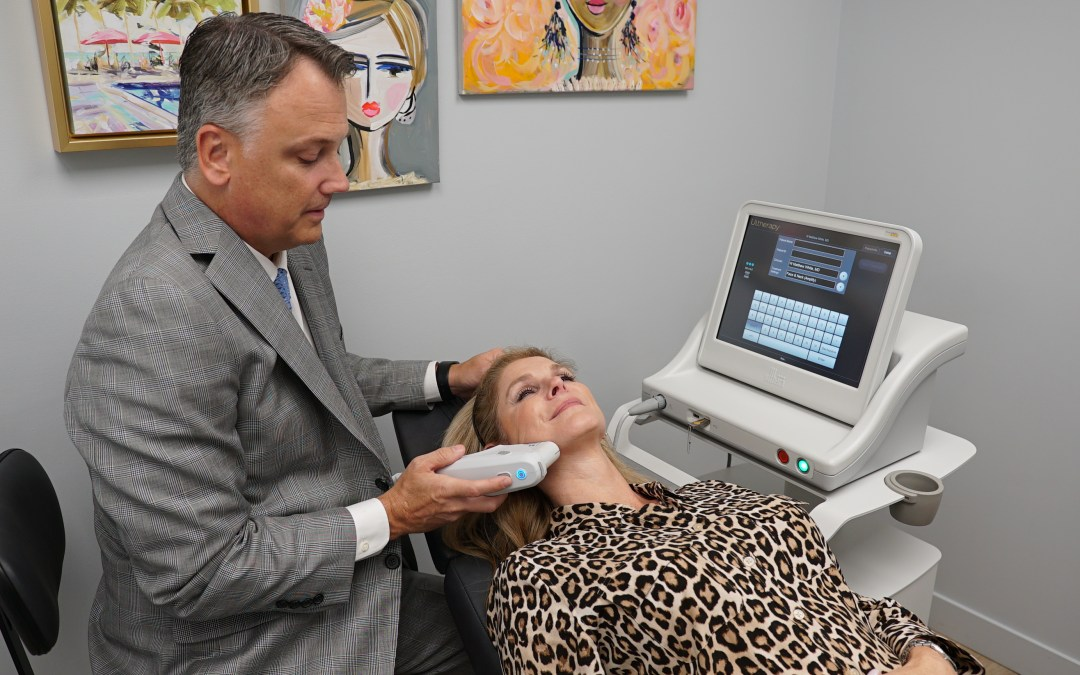 Consultation & Ultherapy with Dr. Matthew White