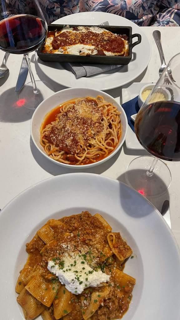 Dinner at Savi Cocina + Wine Bar