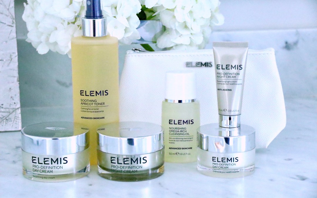 The 3-piece Elemis skin care discovery kit on QVC.com