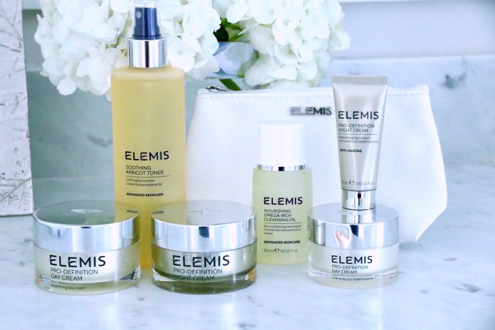 3-piece Elemis skin care discovery kit on QVC.com