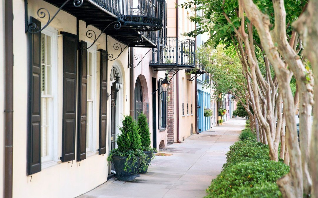 5 reasons Charleston should be on your destinations list