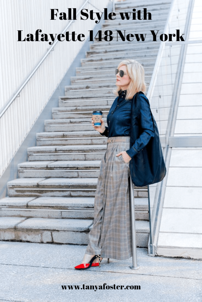 Lafayette 148 Review featured by top US luxury fashion blogger, Tanya Foster