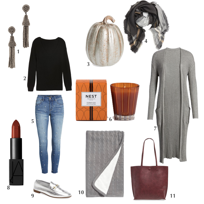 Fall items all under $50 on TanyaFoster.com