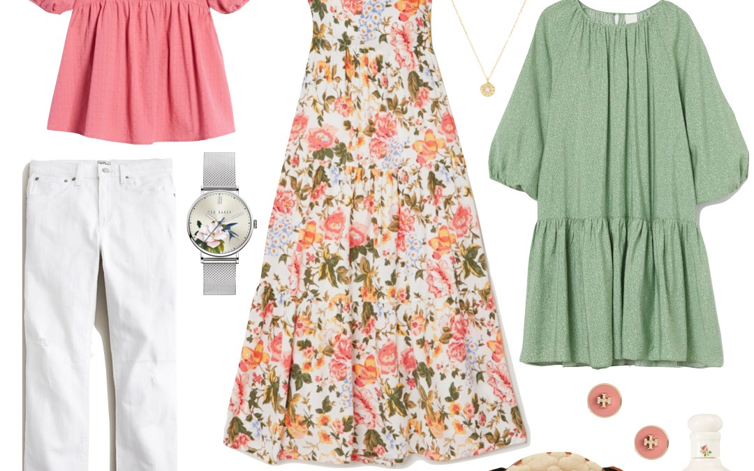 Style Focus: Florals And Patterns