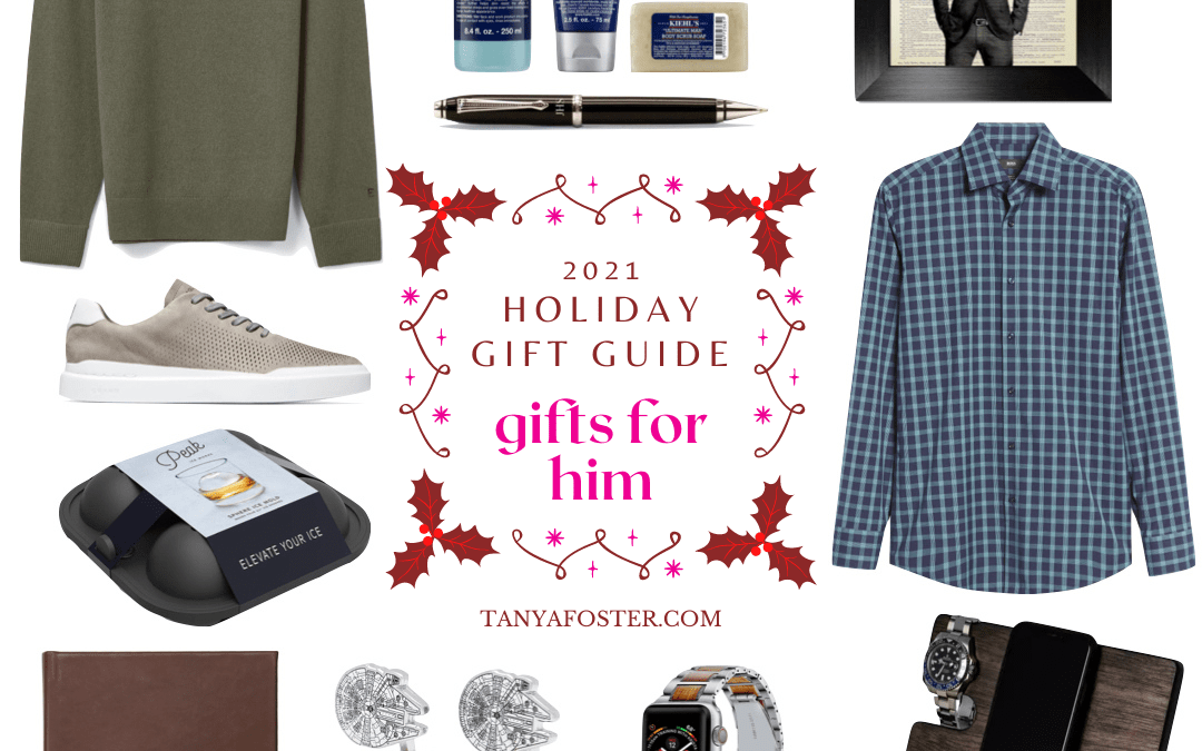 2021 Gift Guide: Gifts For Him