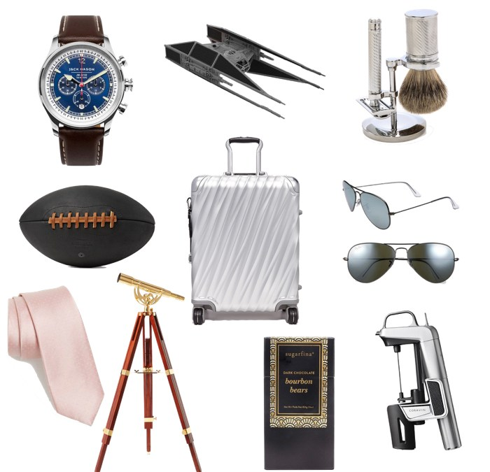 2017 Gift Guides: GIFTS FOR HIM