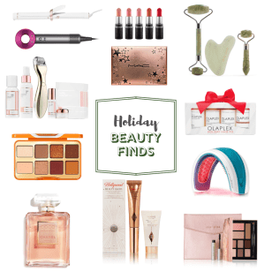 Holiday Beauty Finds + Shop the Nordstrom Cyber Sale!