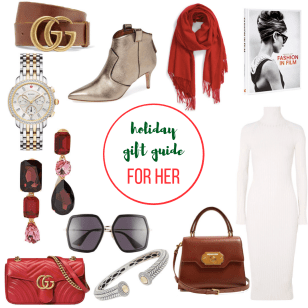 2018 Gift Guide: Gifts For Her