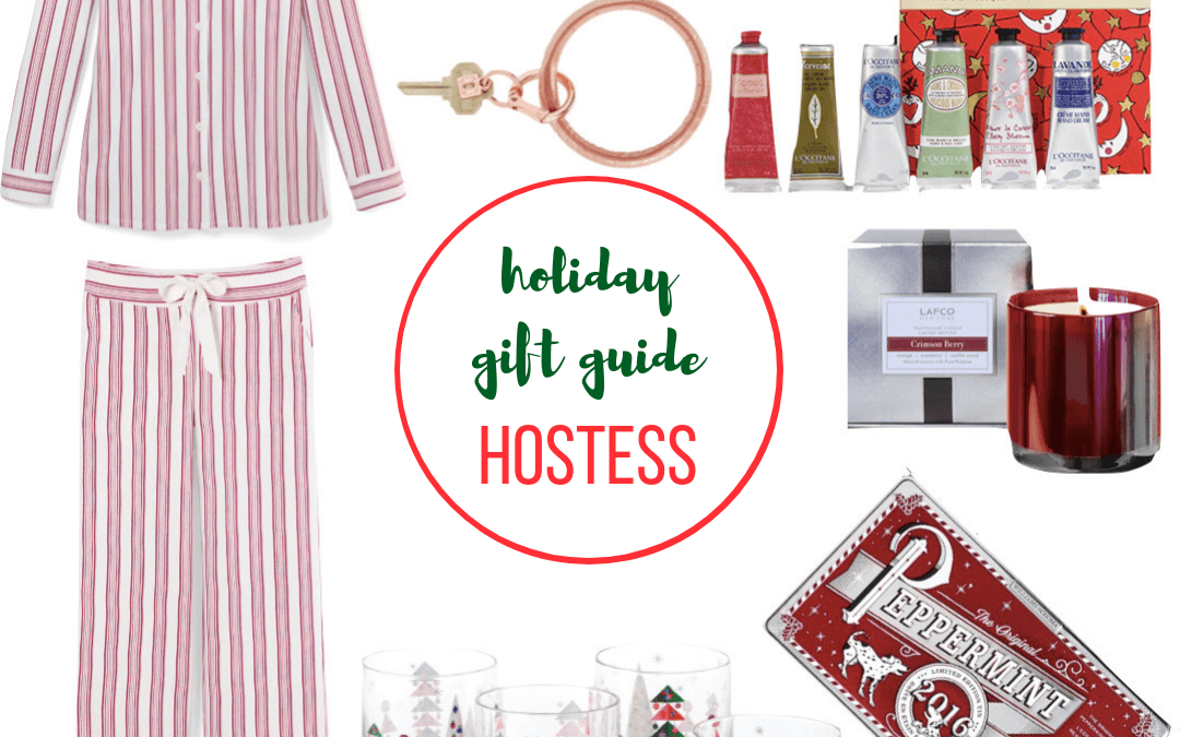 2018 Gift Guide: Hostess Gifts, Friends and Neighbors