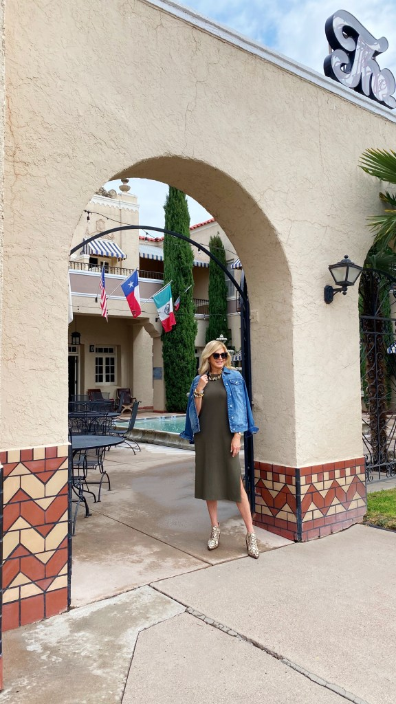 Hotel Paisano with Tanya Foster