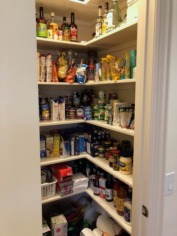 Find out how to organize your pantry with NEAT Method and The Container Store on TanyaFoster.com