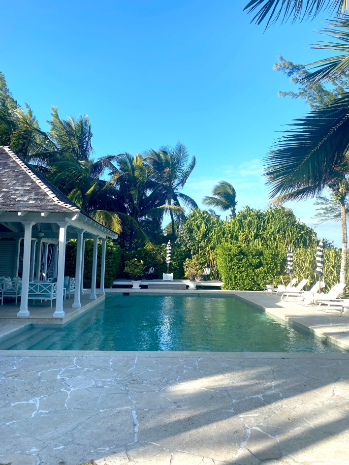 The Dunmore Resort and Harbour Island, Bahamas pool