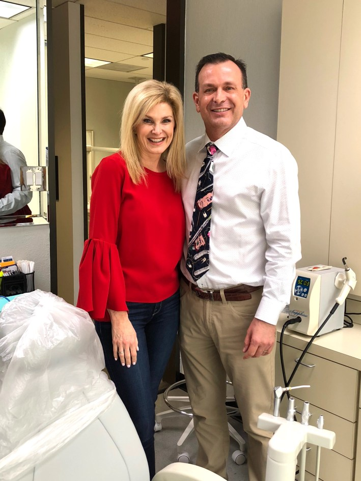 Whiten and brighten your smile with the Sapphire Professional Teeth Whitening system combined with Pola at Preston Commons Dental Care and Dr. Charles D. Stetler