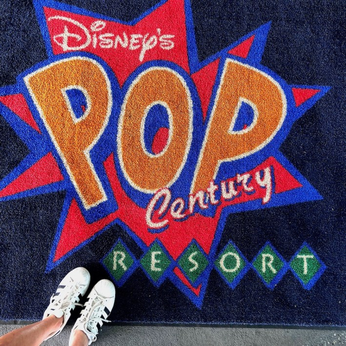 Pop Century Resort at Walt Disney World