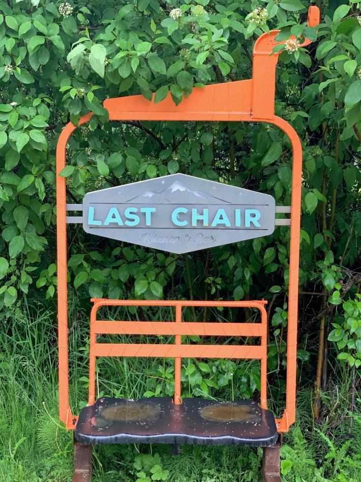 Last Chair Kitchen & Bar, Montana