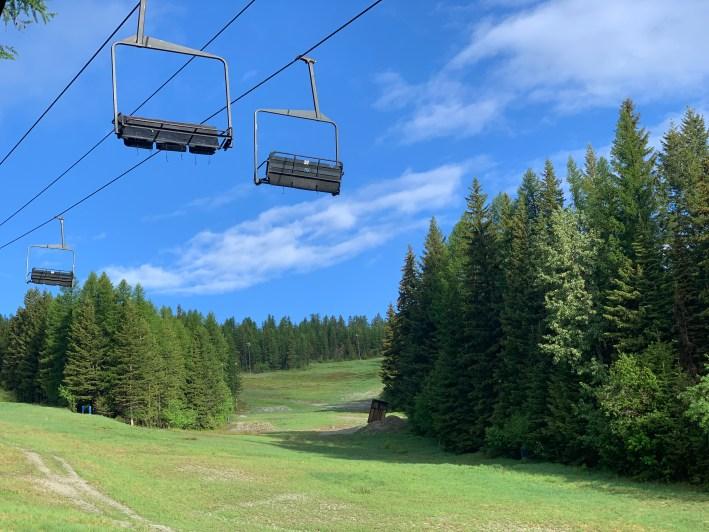 Whitefish Mountain Ski resort