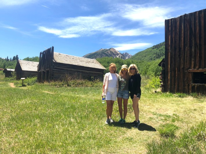 The are valuable lessons that come out of any girls trip. Especially in Aspen, Colorado.