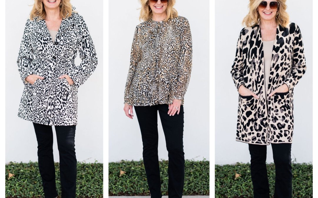 Animal Print Trend with Chico's