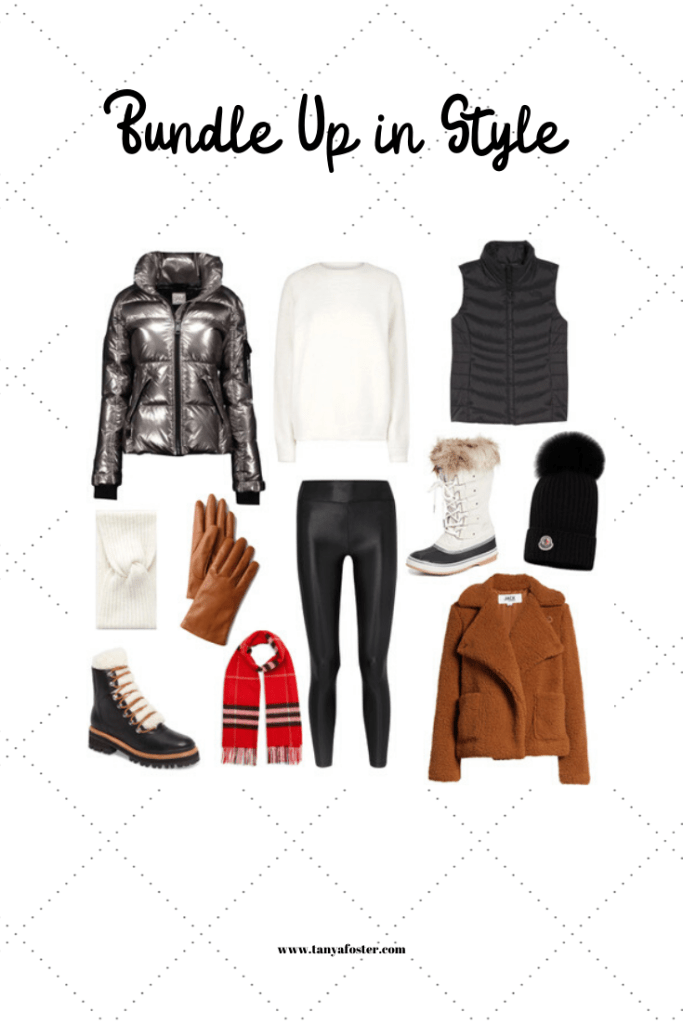 Looks for Bundling Up this winter