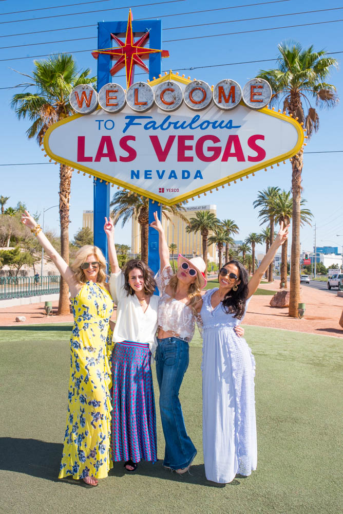 Tanya Foster attends her first JCK Events Las Vegas to discover trends at Jewelry week