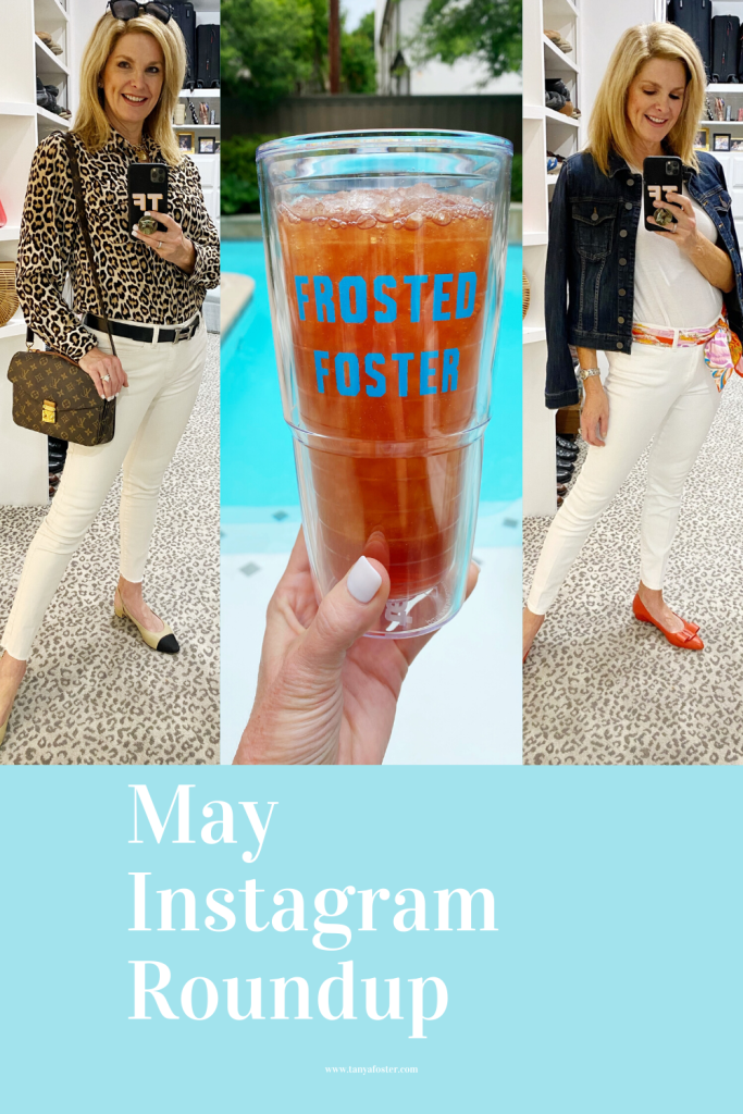 May instagram roundup tanya foster collage