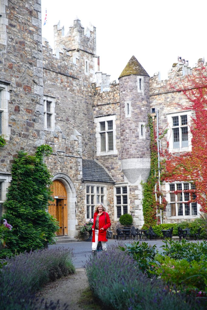 Waterford Castle in Ireland | 8 Reasons to travel to Ireland now! by popular Dallas travel blogger, Tanya Foster: image of the Waterford Castle.