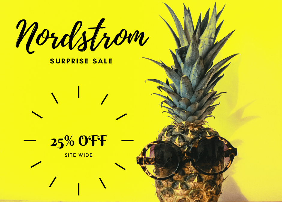 Nordstrom Surprise Sale!