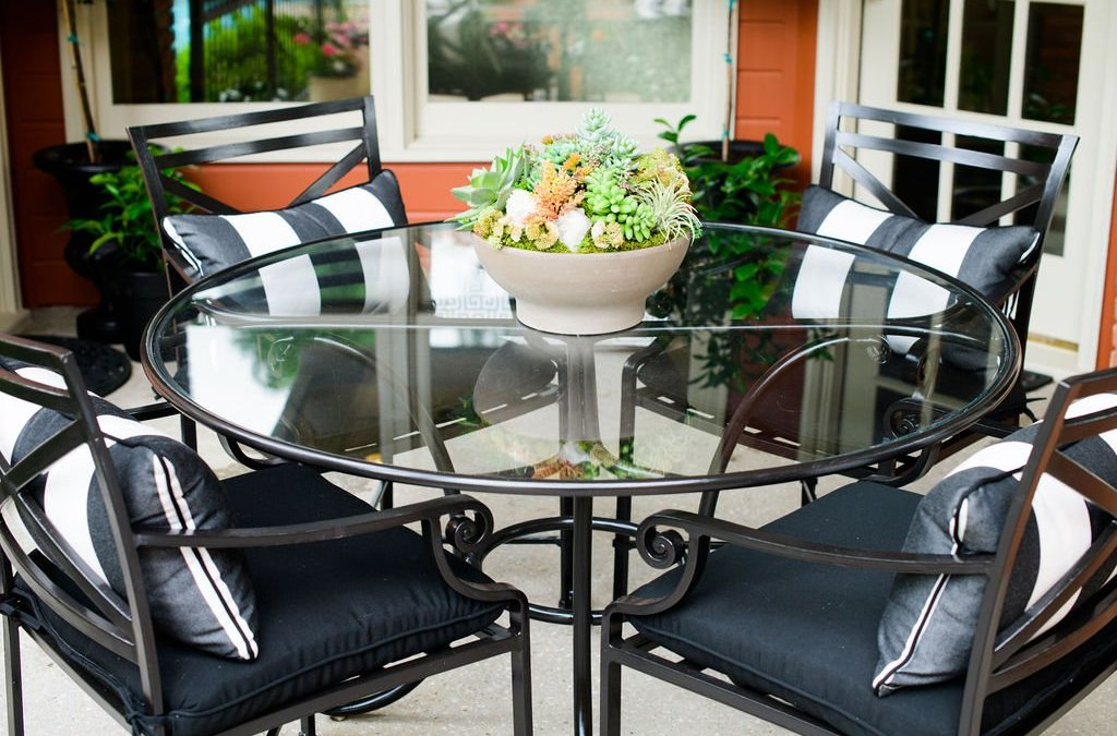 Update your outdoor furniture without breaking the bank