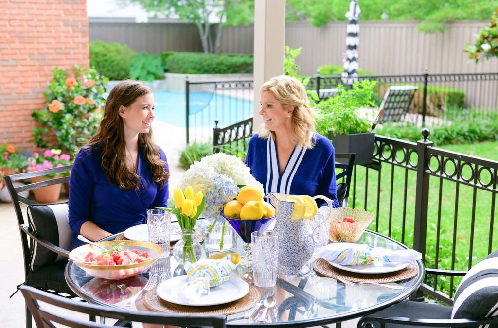 7 Tips for Al Fresco Dining and Entertaining