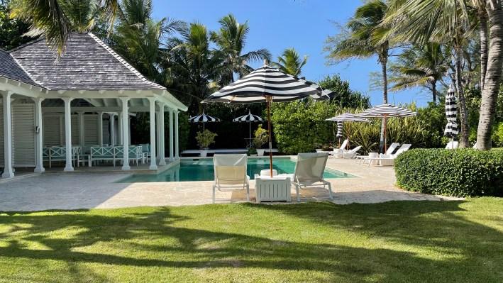 Pool at Dunmore Resort