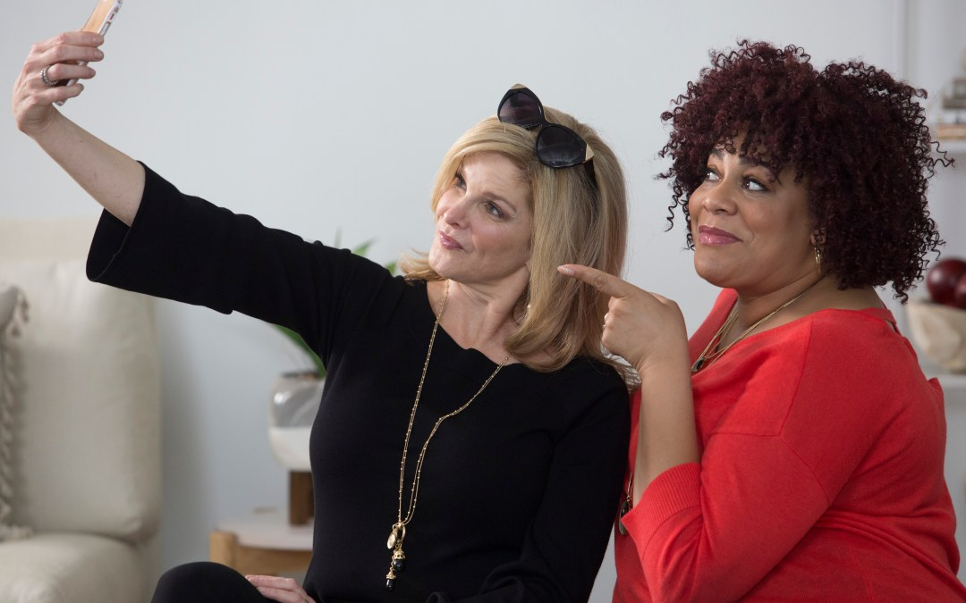 Chico's Chic To Chic fall campaign with Kim Coles