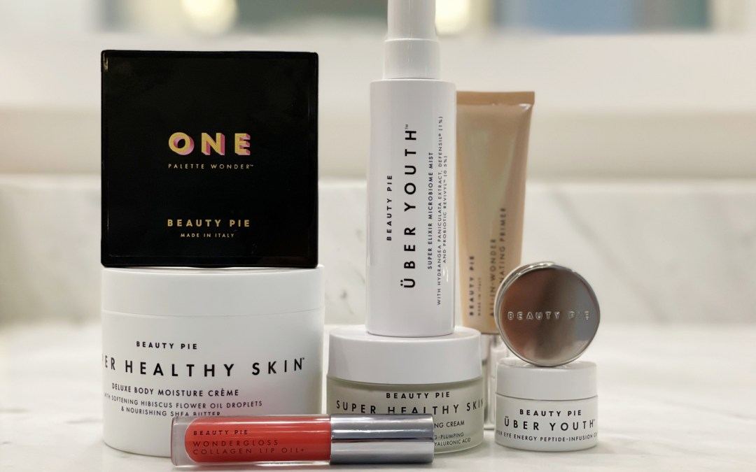 Brand Spotlight: Beauty Pie