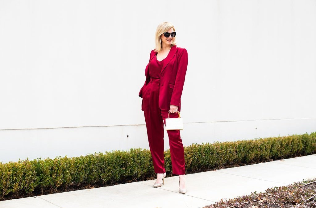 The Power Pant Suit