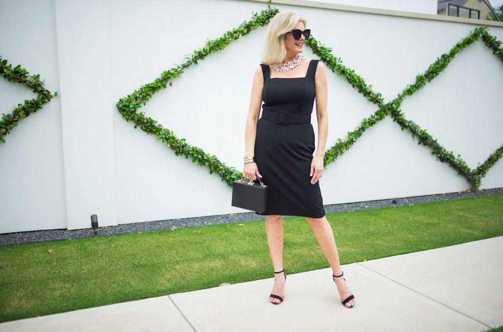 Black Dresses for Summer Days